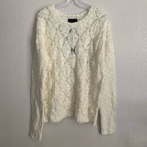 i jeans by Buffalo | NEW cream loose knit sweater